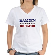 DAMIEN for dictator Shirt