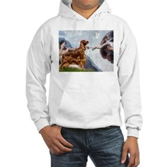 Creation / Irish S Hooded Sweatshirt