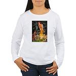 Fairies / Irish S Women's Long Sleeve T-Shirt