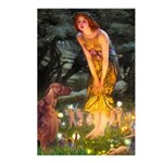 Fairies / Irish S Postcards (Package of 8)