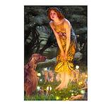 Fairies / Irish S Postcards (Package of 8)