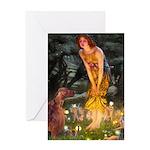 Fairies / Irish S Greeting Card