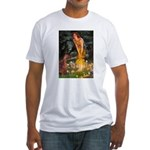 Fairies / Irish S Fitted T-Shirt