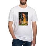 Fairies / Irish S Fitted T-Shirt