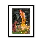 Fairies / Irish S Framed Panel Print