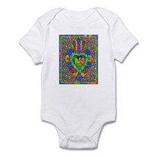 Blue Angel Milagro Infant Bodysuit
