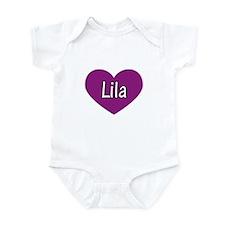 Lila Infant Bodysuit