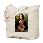 Mona /Irish Setter Tote Bag