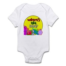 Where's the Loot? Infant Bodysuit