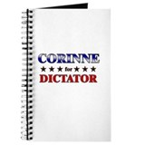 CORINNE for dictator Journal