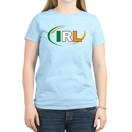 Country Code Ireland Women's Light T-Shirt