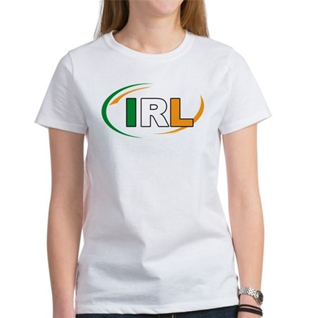 Country Code Ireland Women's T-Shirt
