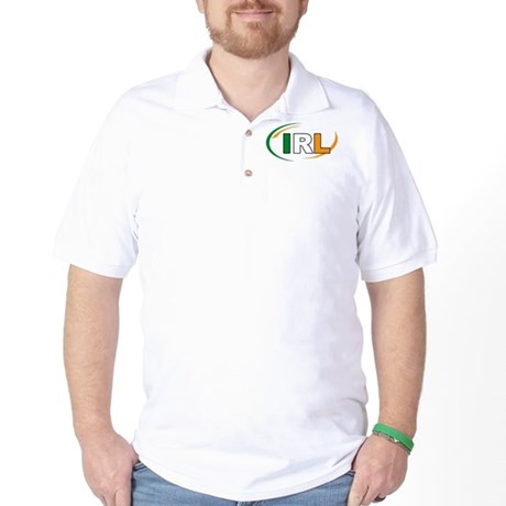 Country Code Ireland Golf Shirt