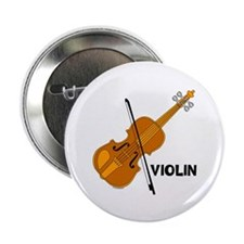 """Violin 2.25"""" Button (100 pack)"""