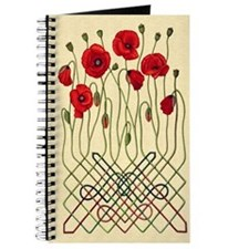 Celtic Poppies Journal