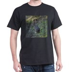 Black Tailed Jackrabbit Dark T-Shirt