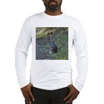 Black Tailed Jackrabbit Long Sleeve T-Shirt
