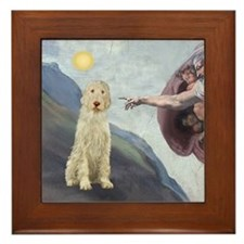 Creation / Ital Spinone Framed Tile