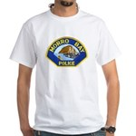 Morro Bay Police White T-Shirt