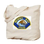 Morro Bay Police Tote Bag