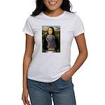 Mona / Irish Wolf Women's T-Shirt
