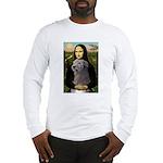 Mona / Irish Wolf Long Sleeve T-Shirt