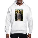 Mona / Irish Wolf Hooded Sweatshirt