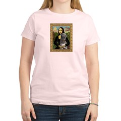 Mona / Irish Wolf Women's Light T-Shirt