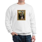 Mona / Irish Wolf Sweatshirt