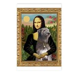 Mona / Irish Wolf Postcards (Package of 8)