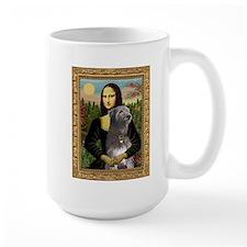 Mona / Irish Wolf Mug