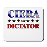 CIERA for dictator Mousepad