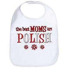 Polish Moms Bib