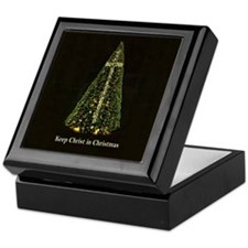 KEEP CHRIST IN CHRISTMAS - Keepsake Box