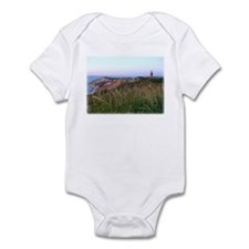 Lighthouse Sunset Infant Bodysuit