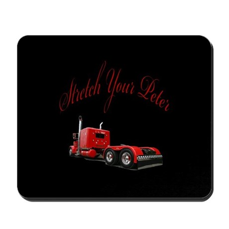 Stretch Your Peter Mousepad