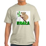 Koala Ash Grey T-Shirt