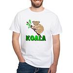 Koala White T-Shirt