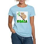 Koala Women's Pink T-Shirt