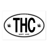 THC Postcards (Package of 8)