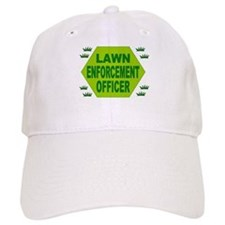 Lawn Enforcement Officer Baseball Cap