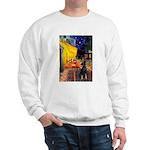 Cafe /Min Pinsche Sweatshirt