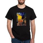 Cafe /Min Pinsche Dark T-Shirt
