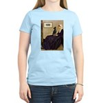 Whistler's / Min Pin Women's Light T-Shirt
