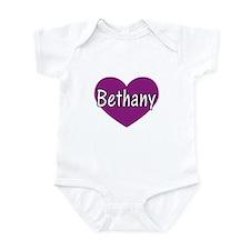 Bethany Infant Bodysuit