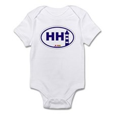 Hilton Head Island Infant Bodysuit