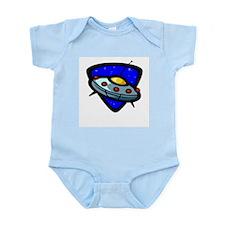 Flying Saucer 2 Infant Creeper