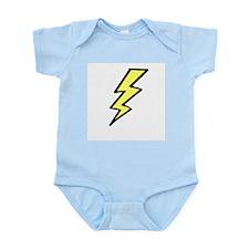 Lightning Bolt Infant Creeper