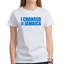 CHANGE AT JAMAICA Tee
