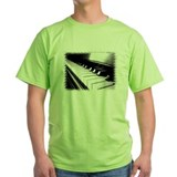 Down The Piano Keys (B&W) T-Shirt